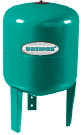 Spare parts and pressure tanks